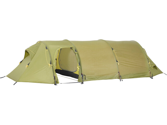 Helsport Spitsbergen Pro 3 Camp Tent green